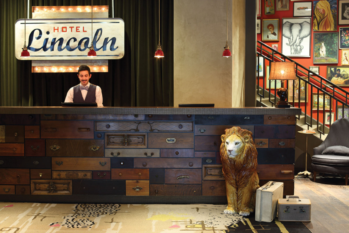 Boutique Hotels Lincoln Park Chicago | Hotel Lincoln | Hotels Near