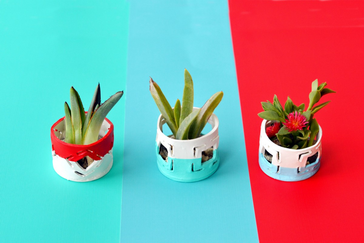 art-deco-mini-planters
