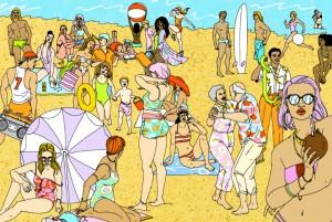 Where S Waldo South Beach Edition Joie De Vivre