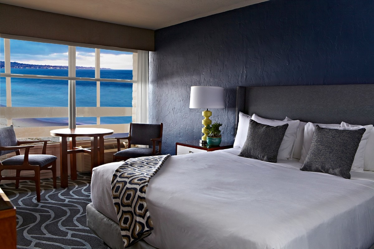 Monterey boutique hotels on the beach monterey tides for Boutique hotel vacations