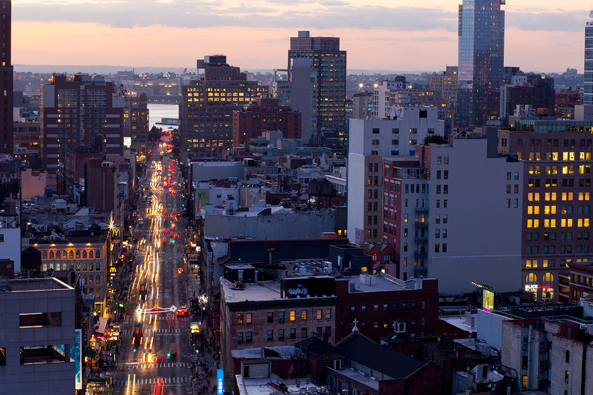 Hotels Near  Bowery Nyc