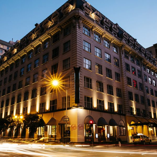 Top  Restaurants San Francisco Union Square