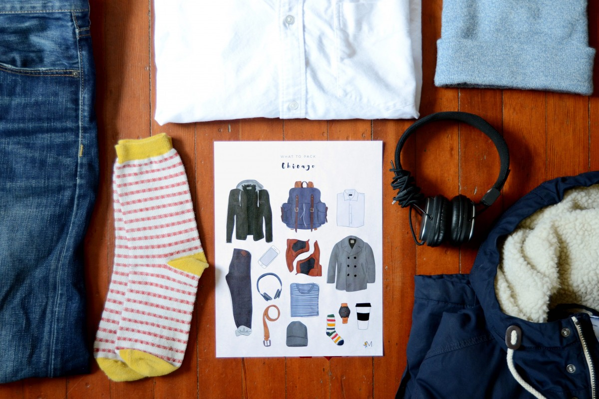 what-to-pack-an-illustrated-packing-list-for-a-weekend-in-chicago