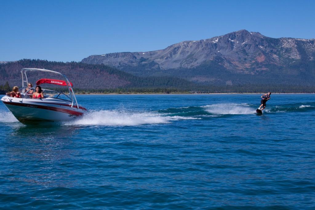 Lake Tahoe Water Sports