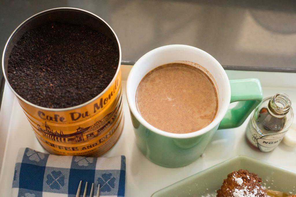 Cafe Du Monde Chicory Coffee Recipe