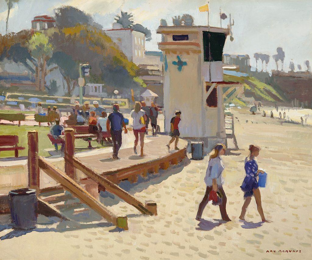 ray-roberts-%22-morning-at-main-beach%22