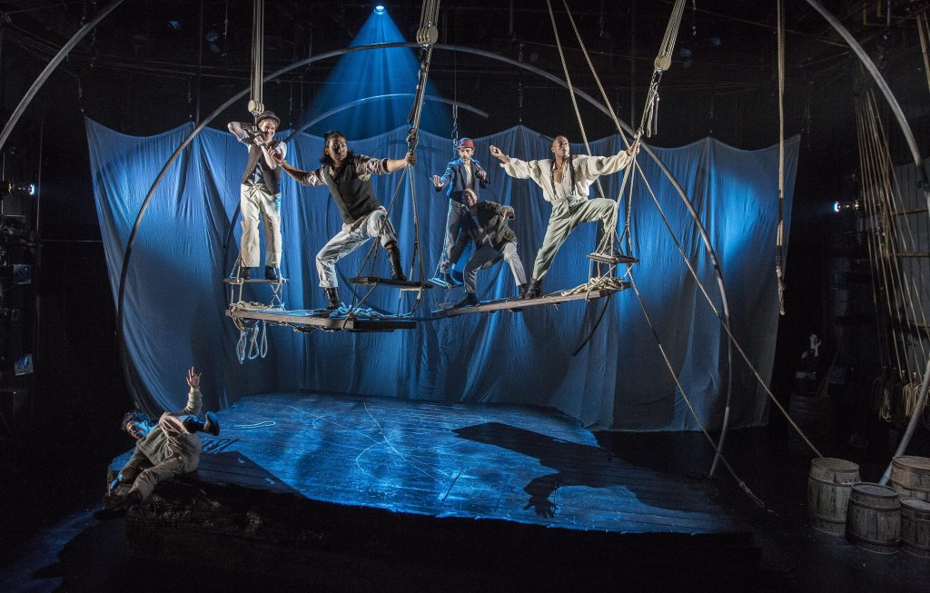 DC moby dick play november events