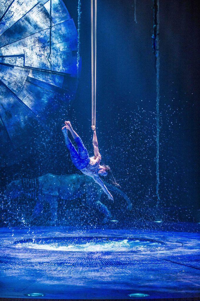 2016 Cirque du Soleil Luzia San Francisco