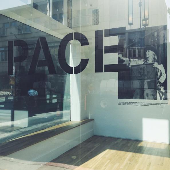 pace gallery epiphany palo alto