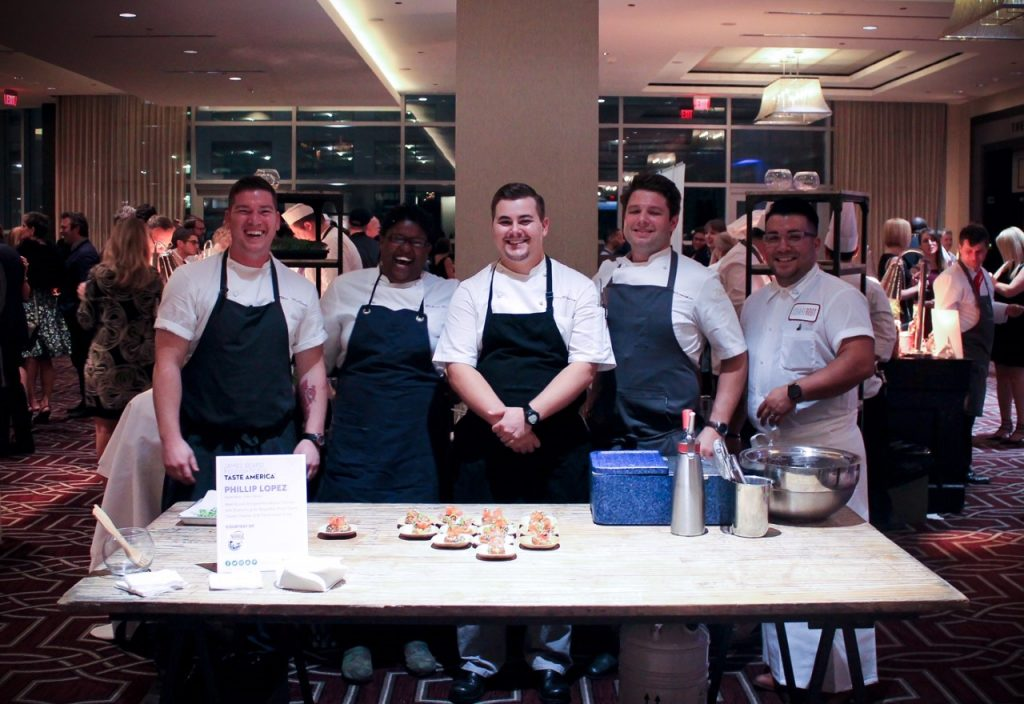 the troubadour culinary team