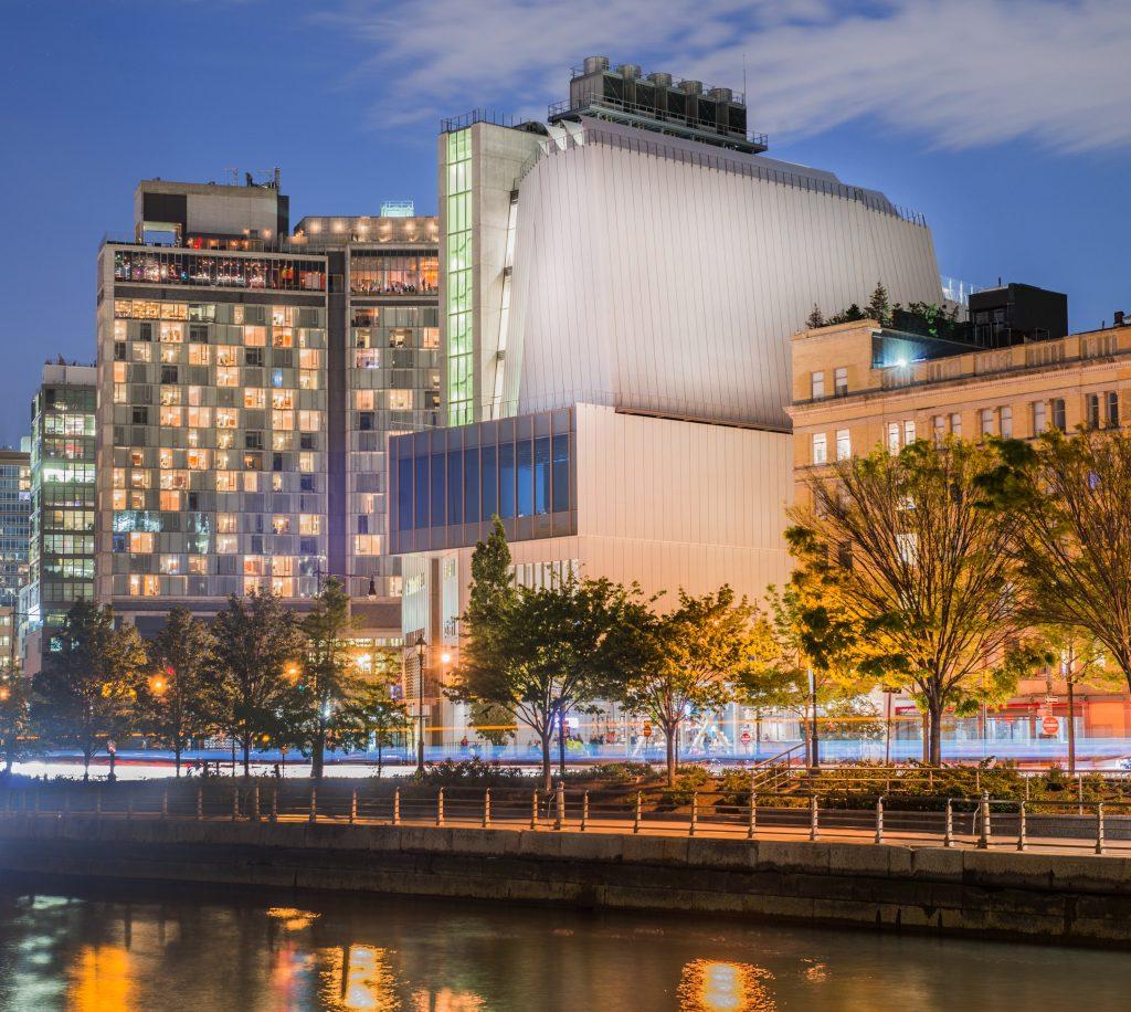 whitney museum new york city