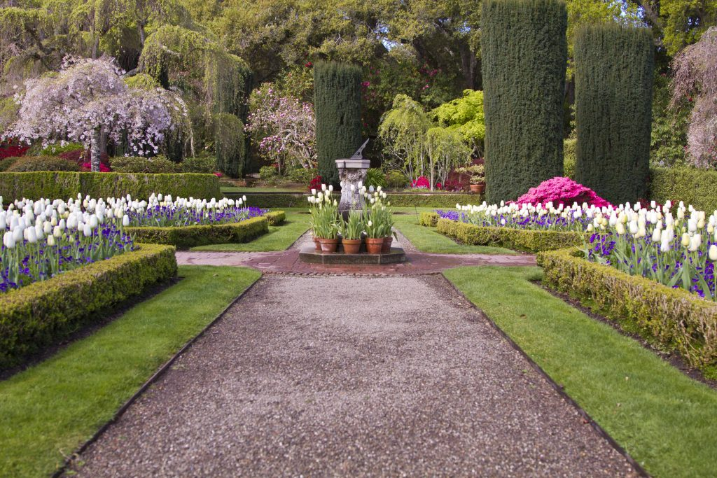 Filoli Mansion Woodside California