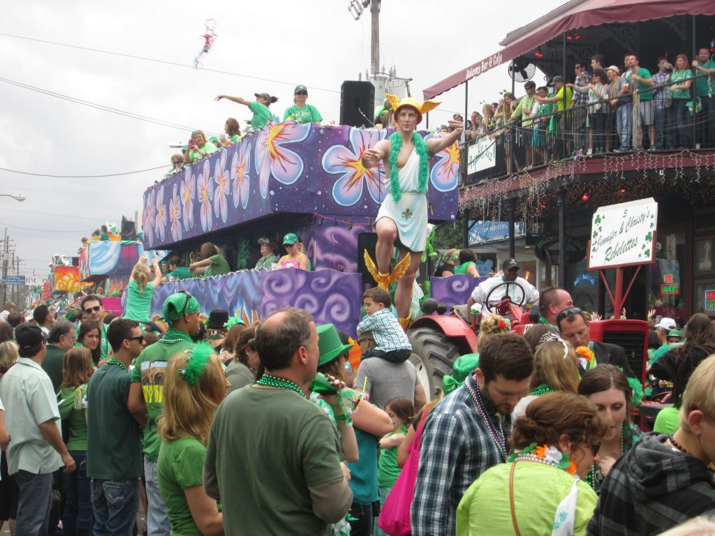 New Orleans March events
