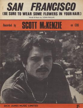 san_francisco_be_sure_to_wear_some_flowers_in_your_hair_sheet_music_1967