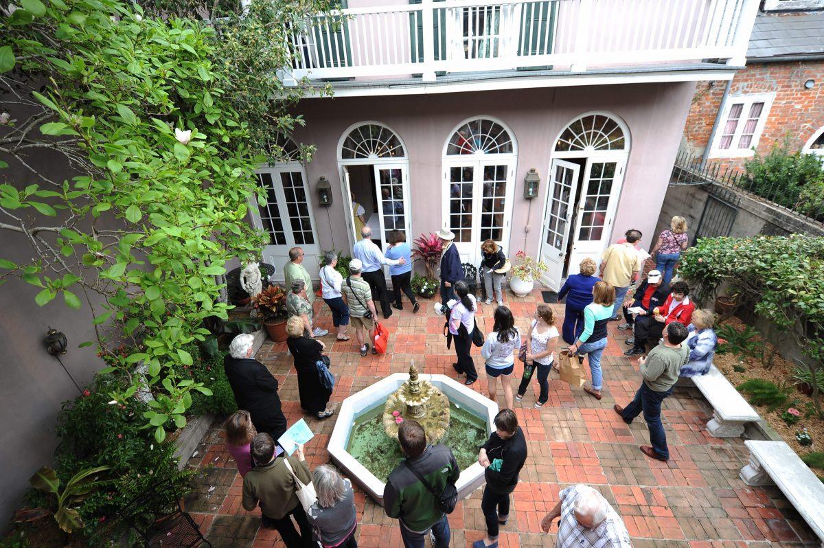Spring Fiesta home and garden tours