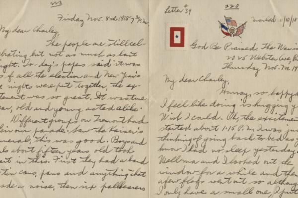 American War Letters Memorial Day Washington DC